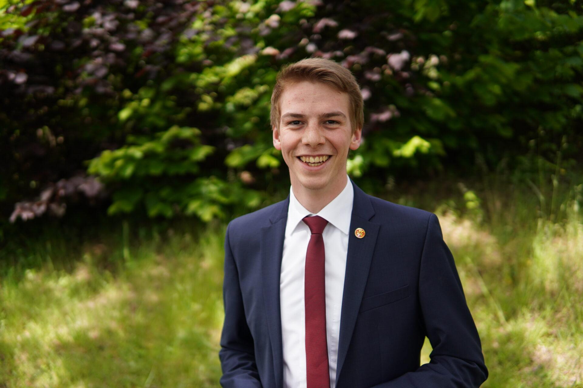 Fabian Krautschneider Regionalleiter Schwaben