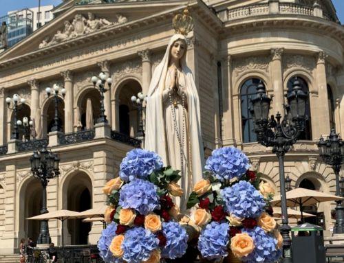 Fatima Prozession Frankfurt