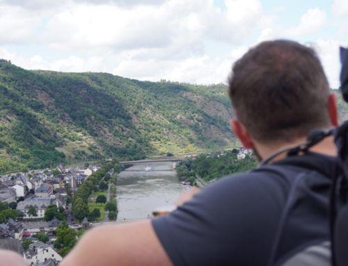 Abenteuer soweit das Auge reicht: Das Wanderlager an der Mosel