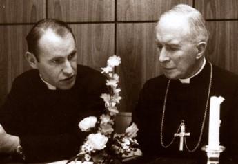 Gründung der KJB mit Pater Franz Schmidberger