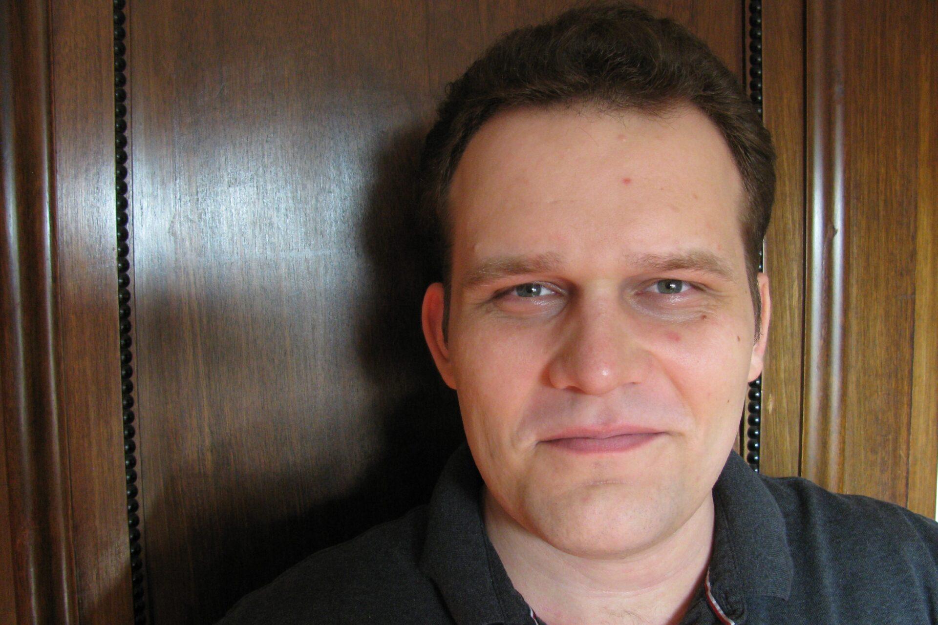 Der Gerade Weg (DGW): Leon Wiese Chef vom Dienst