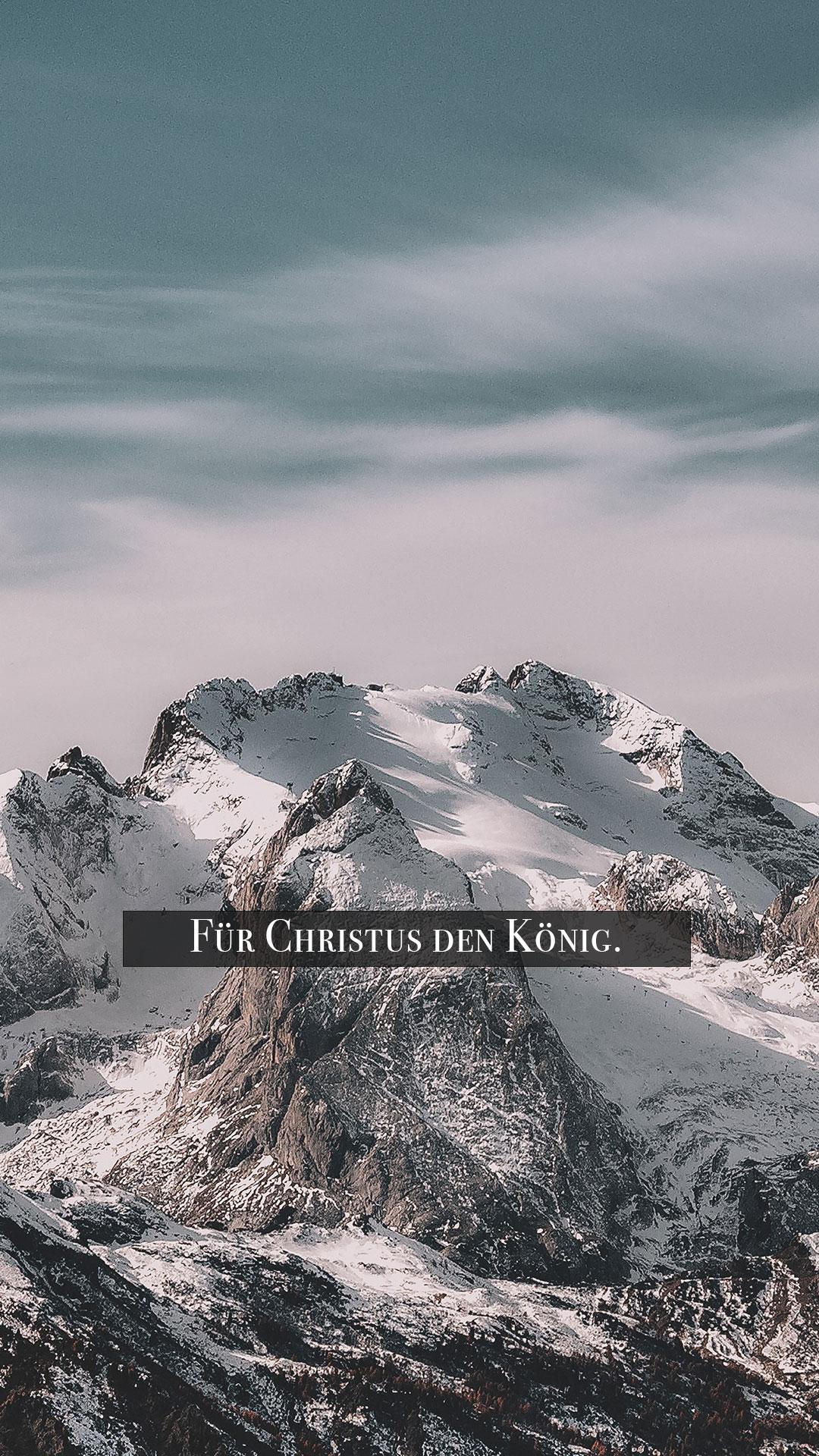 KJB Deutschland Medien: Für Christus den König.